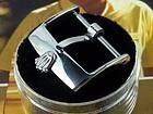 Rolex 18mm Steel Logo Buckle ACIERINOX ROLEXSA SWISS