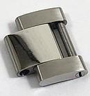 ROLEX Stainless Steel LINK Current Genuine Original 16mm diameter