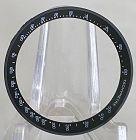 OMEGA SPEEDMASTER MARK III Black Inner Bezel Ref. 176.009 NewOld Stock
