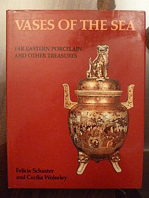 Book: Vases of the sea, Schuster, Wolseley
