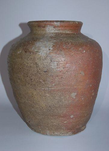 Storage jar, Iga ware, Japan, Edo period, 17th/18th century