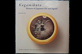 Book: Eijer, Kagamibuta. Mirrors of Japanese Life and Legend