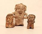 Costa Rica Pre Columbian Nicoya group lot