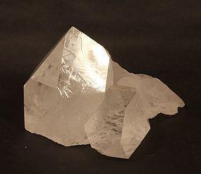 Healing and Meditation Quartz Crystal point cluster