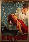 James Bond Like Turkish Movie Poster With Gerard Barray