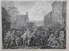 """""""William Hogarth"""" The March to Finchley Heath ed"""