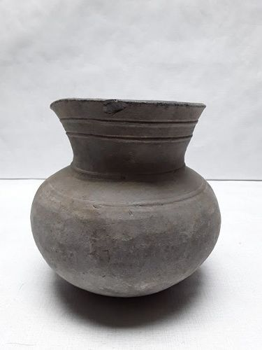 Korean Silla Dynasty Stoneware Pitcher pot