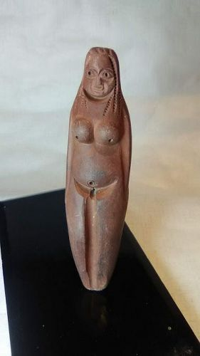 "Alexander Ney contemporary sculptor ""Nude Woman"" v7"