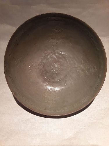 Korean Koryo Dynasty inlaid celadon Bowl