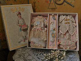 ~~ Rare Marvelous French BeBe Presentation Box ~~