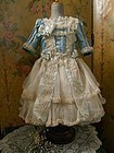 Marvelous French Bebe Silk Costume