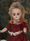 """Rare French Bisque """"Pannier"""" Bebe by Charles Pannier"""