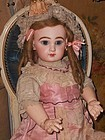 Pretty French Bisque Bebe by Jumeau Size 12.