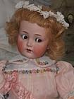 Pretty German Flirty-Eyed Bisque Child 117n.