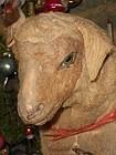 ~~~ Beautiful Early Little Lamb .... Germany 19th. Century ~~~