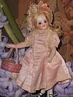 ~~~ Mademoiselle Mignonette in her Original Silk Clothing ~~~