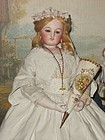 ~~~ Lovely Early French Poupee with Original Clothing ~~~
