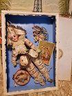 ~~~ Rare French Polichinelle in all Original Box Preserved Condition ~