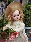 First Period French Bisque Bebe by Rabery and Delphieu / France c.1882
