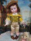 ~~~ Lovely large size 12 French Bisque Character by SFBJ  ~~~