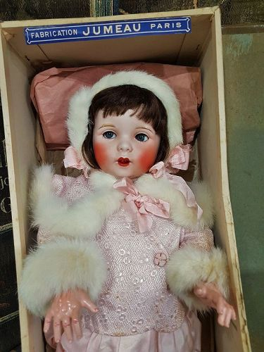 Rare found Mint Condition French Bisque Character by SFBJ in Box