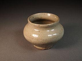 Korean porcelain jar