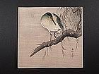 Original woodblock print by Ohara Koson (1877-1945)