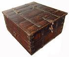Indian Antique Money Box