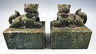 Chinese Han Style Pair of Seals