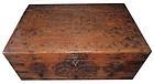 Antique Burmese Inlaid Box