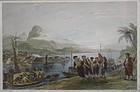 Chinese Framed Print of Macau