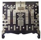 Antique Korean Bandaji (blanket chest)