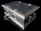 Antique Indonesian Silver Betel Nut Box