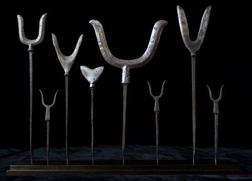 Japanese Karimata Arrowhead Collection