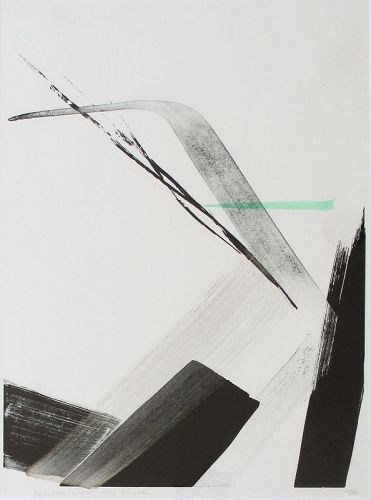 """Arrived Wind"" print by Toko Shinoda"