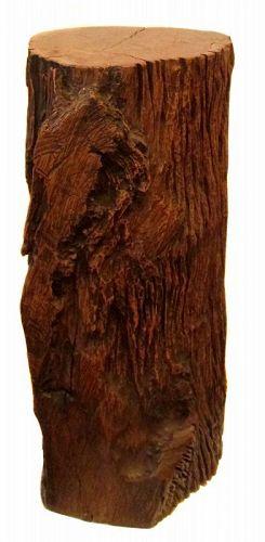 Philippines Tree Trunk Pedestal Stand