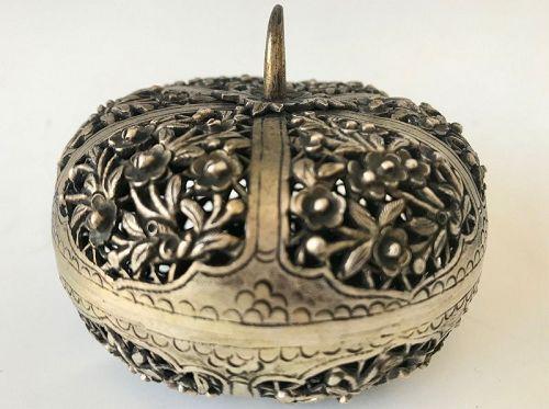 Silver Chinese Perfumer