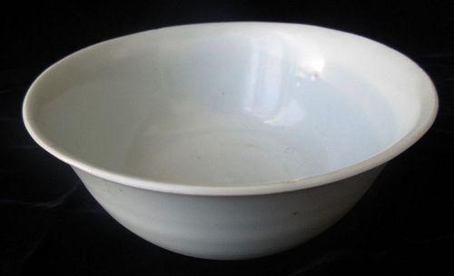 Antique Chinese Shufu Ware Ceramic Bowl