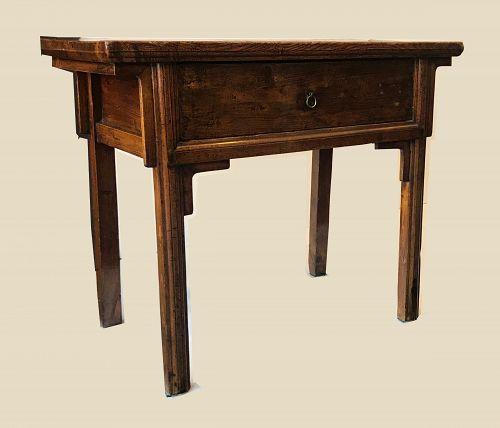 Antique Chinese Jumu Desk