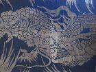 Japanese Antique Buddhist Dragon Textile