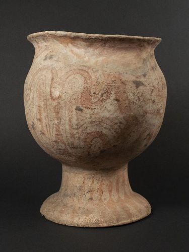 Asian Neolithic Clay Jar