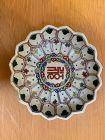 Wonderful Antique Chinese Daoist Lotus Dish