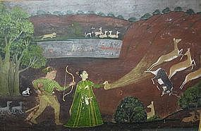 Indian Miniature Painting